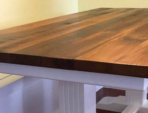 Custom Reclaimed Wood Products