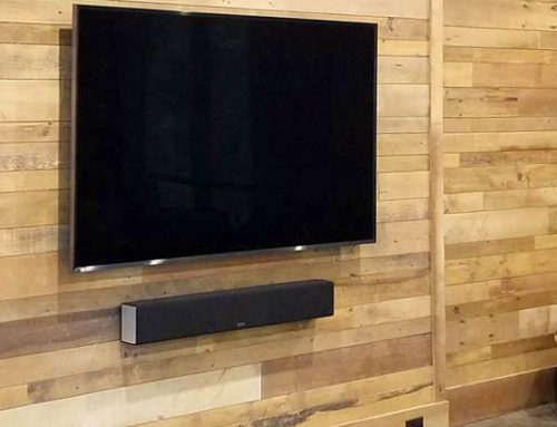 Cueing up a Custom Entertainment Room