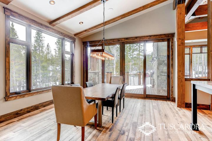 Reclaimed Hardwood Flooring Colorado   Tuscarora Wood