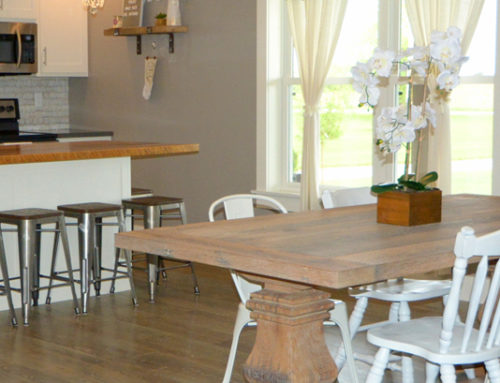 Featured Project – A True Tuscarora Home