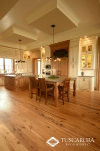 Reclaimed Hardwood Flooring | Tuscarora Wood