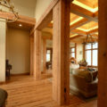 Reclaimed Hardwood Beams | Tuscarora Wood