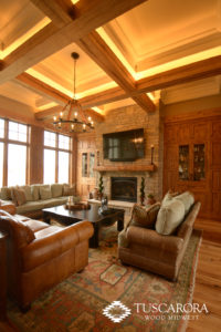 Reclaimed Hardwood Beams   Tuscarora Wood