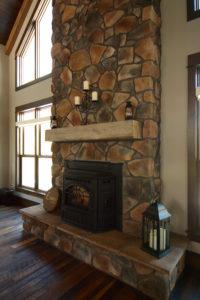 Reclaimed Hardwood Beam | Tuscarora Wood