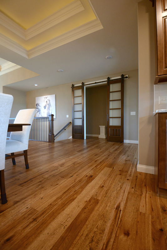 Reclaimed Hardwood Flooring | Tuscarora Wood