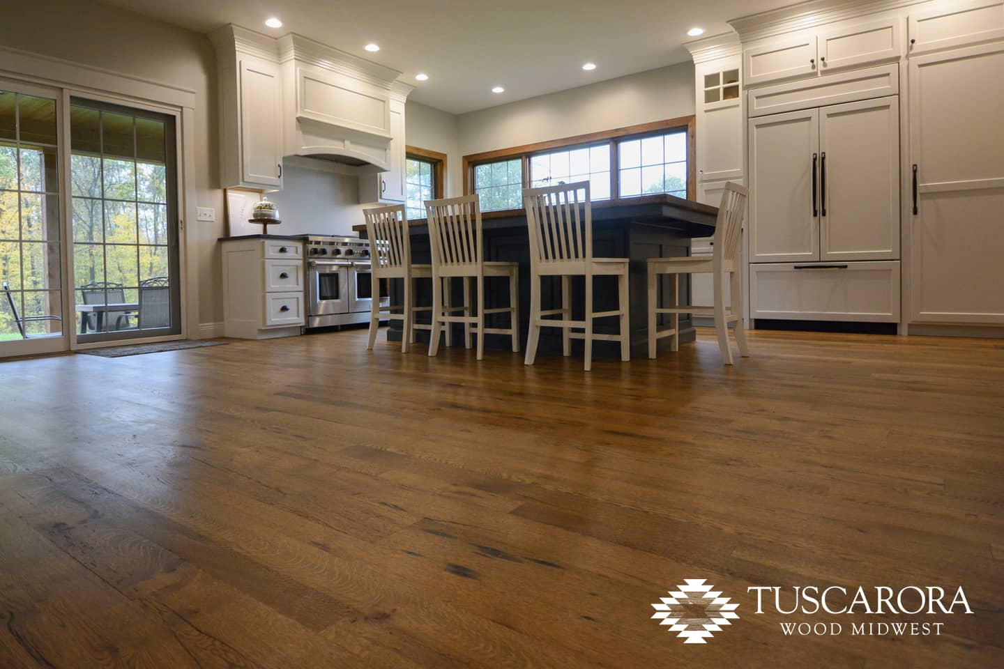 Tuscarora White Oak Flooring