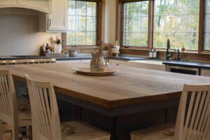 White Oak Counter