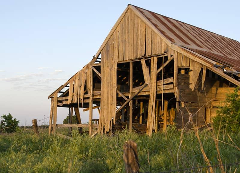 Abandoned Barn Wood | Tuscarora Wood