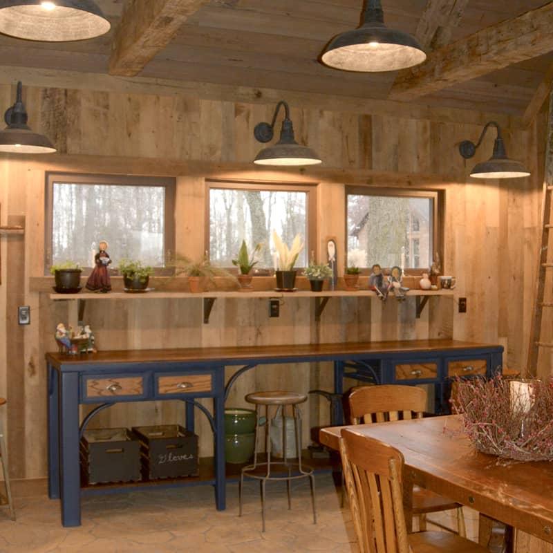 Custom Reclaimed Wood Products | Tuscarora Wood Midwest
