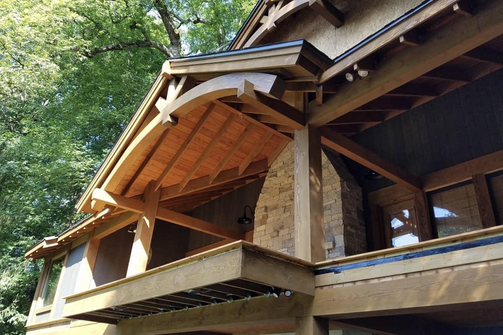 Reclaimed Douglas Fir | Tuscarora Wood Midwest