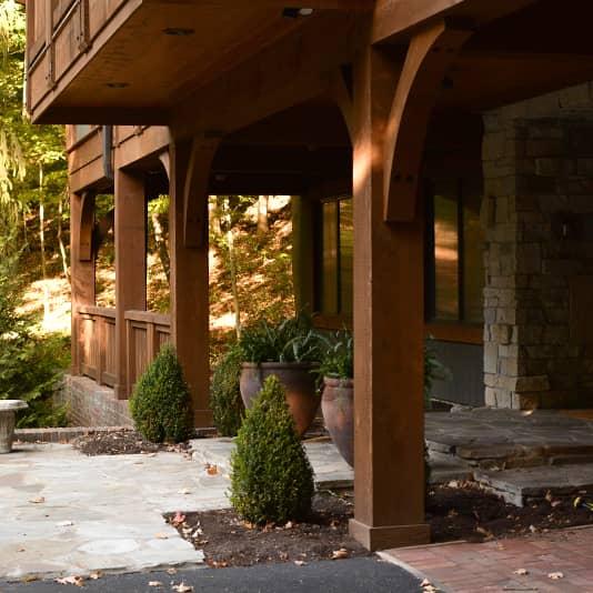 Douglas Fir Exterior | Kettering, Ohio | Tuscarora